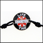 LIFETAG Medical ID Elastic and Medallion Medical ID Bracelet LIFETAG ,Elastic, Medallion, Medical ID, Bracelet