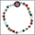 LIFETAG Medical ID Multicolored Glass Bracelet - 342266