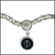 LIFETAG Miss America 1999 All Sterling Medical ID Bracelet - 342580