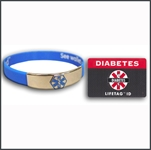 LIFETAG Medical ID Bracelet Pack LIFETAG, Bracelet, Pack, Medical ID