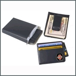 LIFETAG Medical ID Leather Money Clip Wallet ID LIFETAG, Medical ID, Leather, Money Clip, Wallet ID