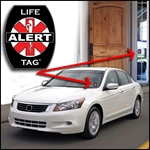 LIFETAG Variety Decal Pack for Car & Home LIFETAG, Variety, Decal Pack